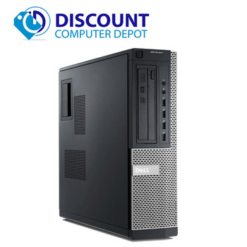 Dell Optiplex 980 Windows 10 Desktop Computer PC Intel i5 3.2GHz 4GB 320GB