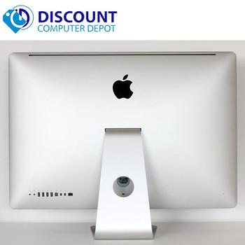"Apple iMac 21.5"" Desktop Computer Core i3 3.06GHz 4GB 500GB macOS High Sierra"