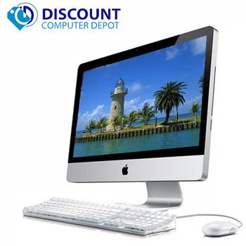 "Apple iMac 21.5"" Desktop Computer Quad Core i5 2.5GHz 8GB 500GB Mac OSX and WIFI"