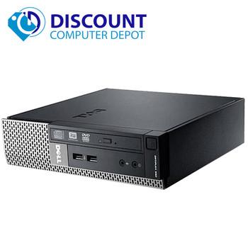 Dell Optiplex 790 USFF Desktop Computer PC i3 4GB 160GB Windows 10 Wifi