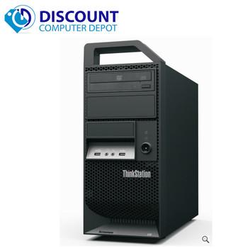 Lenovo ThinkStation E20 Windows 10 Pro Computer PC Core i3 3.07GHz 8GB 500GB