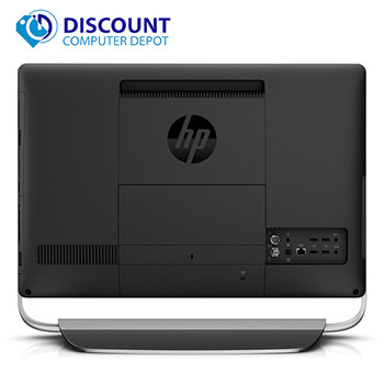 "HP Touchsmart 420 Pro 21.5"" Desktop Computer i3 3.3GHz 4GB 80GB SSD Windows 10"