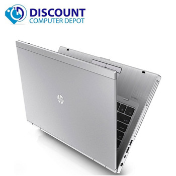 HP Elitebook 8470p Windows 10 Pro Laptop Notebook PC i5 Quad Core 4GB 320GB