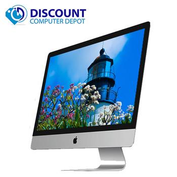 "Apple iMac 21.5"" Desktop Computer Core i5 1.4GHz 8GB 500GB OS X Sierra MF883LL/A"