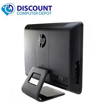 "HP 8200 23"" All-In-One LED Desktop Computer Windows 10 Pro Core i5 PC 8GB 250GB"