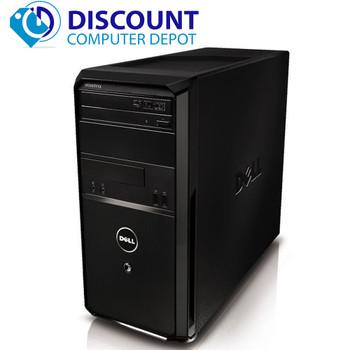 Dell Vostro Desktop Computer Tower 2.66GHz Core 2 Duo 4GB 160GB Windows 10