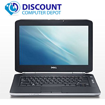 Dell Laptop Latitude E6430 Windows 10 Laptop PC i5-3rd Gen 4GB DVD WIFI HDMI