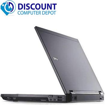 Fast Lenovo Thinkpad Core i5 1st Generation Laptop Computer Windows 10 PC 4GB 320GB