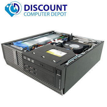 Dell Optiplex 7020 Desktop PC Computer i5-4570 3.3GHz 8GB 1TB Windows10 Pro WiFi Dual Out Graphics