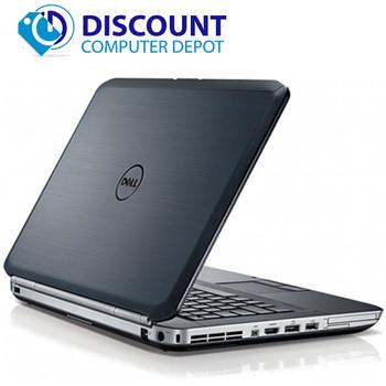 """Dell Latitude E5420 14"""" Laptop PC Intel Core i3 4GB 320GB Windows 10 Home"""