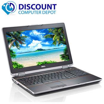 """Dell Latitude E6540 15.6"""" Laptop Intel Core i5 2.6GHz 8GB 500GB Windows 10 Pro"""