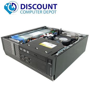 Fast Dell Core i7 Optiplex 7010 Windows 10 Pro Desktop Computer 8GB RAM 1TB HD