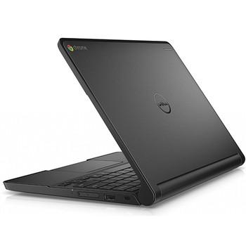 "Dell Chromebook 3120 11.6"" HD Laptop Intel 2.16GHz 4GB 16GB SSD Google Chrome OS HDMI Bluetooth Wifi and Webcam"