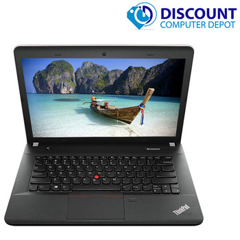 "Fast Lenovo Laptop Computer Windows 10 PC HD 14.1"" Core i3 2.5GHz CPU 4GB 320GB"