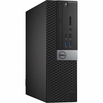 Dell Optiplex 3040 Desktop Computer Tower Sixth Gen i5 3.2GHz 8GB 256GB SSD DVD-RW Wifi HDMI Windows 10 Pro