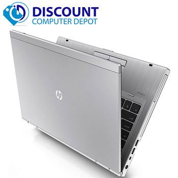 "Customize Your own HP Elitebook 8460p Intel i5 2.5GHz Windows 10 14"" Laptop Computer Notebook PC w/Wifi & Webcam"