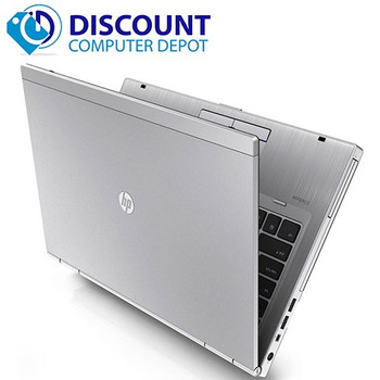 "HP Elitebook 8460p 14"" Laptop Computer Intel Core i5 2.5GHz 4GB 320GB Windows 10 Home WiFi"