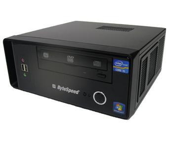 Fast Bytespeed BM650 Mini-Computer | Intel i5 | 4GB RAM | 320 GB Hard Drive