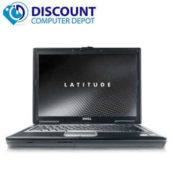 Dell Laptop Latitude Windows 10 Dual Core 4GB RAM DVD WIFI PC HD