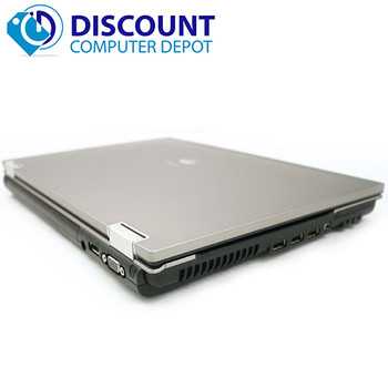 Customize Your Own HP Elitebook 8440p Intel Core i5 2.40GHz Windows 10 Laptop Notebook Computer PC Webcam