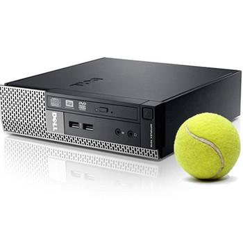 Dell Optiplex 780 Desktop Computer PC Windows 10 Pro Intel Core 2 Duo 4GB 160GB