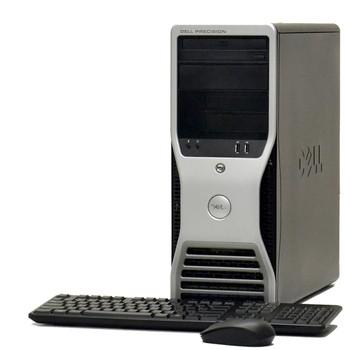Dell Precision T3400 Tower Workstation, 8GB, 1TB Windows 10 Pro