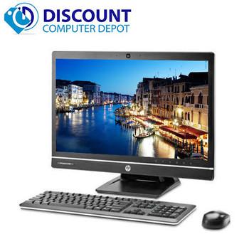 "HP Pro 6300 All in One Intel i5-3470s Desktop Computer 2.9GHz 8GB 320GB Windows 10 Home 21.5"" Monitor Key-Mice"