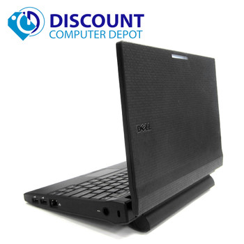 """Dell Latitude 2100 10.1"""" Netbook Computer 1.6GHz 2GB 160GB Windows 10 Home and WIFI"""