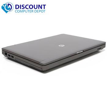 "Fast HP 6360t 13.3"" Laptop Computer PC Intel 1.6GHz 4GB 160GB  Windows 10 Home"