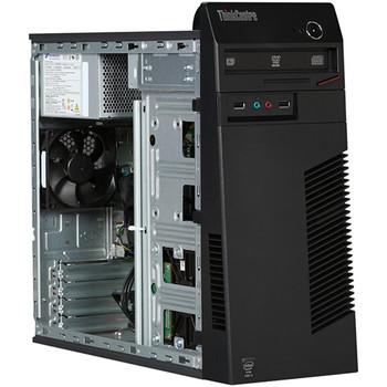 Lenovo Desktop Computer Tower PC Intel i3 3.3GHz CPU 4GB 250GB DVD Windows 10 Professional