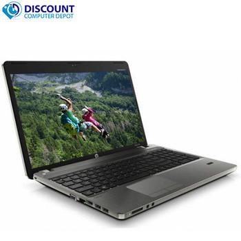 "HP ProBook 4530s 15.6"" Laptop Notebook Computer Intel i3-2350M 2.3GHz 8GB 500GB"