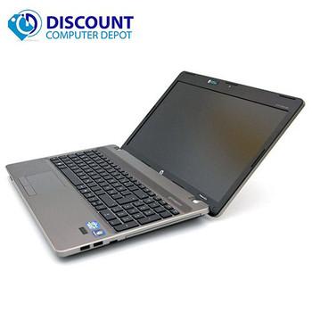 "HP Probook 6560b 15.6"" Laptop Computer PC Intel Core i5 2.6GHz 4GB 320GB Windows 10 Home"