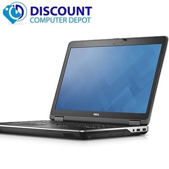 """Dell Latitude E6540 15.6"""" Laptop Intel Core i5 2.6GHz 8GB 256GB SSD Windows 10 Pro"""