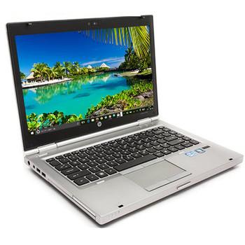 "HP Elitebook 8460p 14"" Laptop Computer Core i5-2520m 2.5GHz 8GB 320GB Windows 10 Home WiFi"