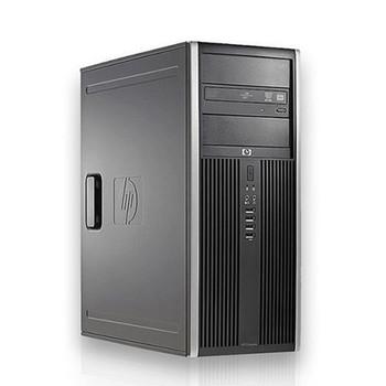 Fast HP Elite Desktop Computer PC Tower Core i5 3.1GHz 8GB RAM 256GB SSD HD Windows 10 Pro