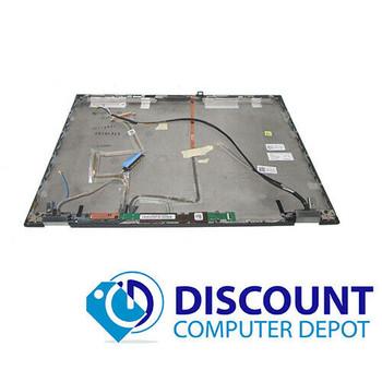 Dell Latitude E6500 Precsion M4400 Dual CCFL LCD Back Cover Lid G068P 0G068P CCF
