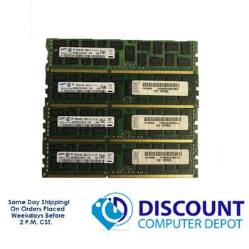 Samsung 8GB 2Rx4 PC3L-10600R M393B1K70CH0-YH9 ECC Registered Server Memory RAM