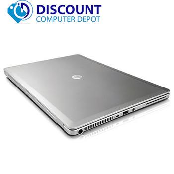 "HP EliteBook Folio 9480M 14"" Ultrabook/Notebook Intel i5 (4th Generation) 4GB 128GB SSD Windows 10 Pro Webcam"