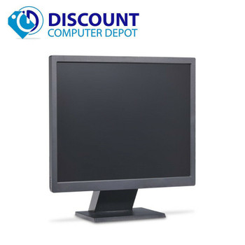 """Name Brand 19"""" Monitor LCD for Desktop Computer PC (Grade B) - Lot(s) available"""