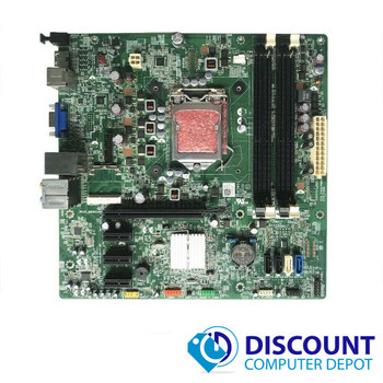 Dell I//O Shield For XPS 8300//Vostro 460 Y2MRG Motherboards