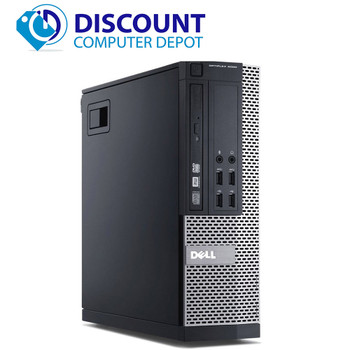 Dell Optiplex 9020 Windows 10 Pro Desktop Computer PC i5-4570 3.2GHz 8GB 256GB SSD