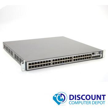 3Com 5500-EI PWR 52 Port 10/100 PoE Fast Ethernet Network Switch 3CR17172-91