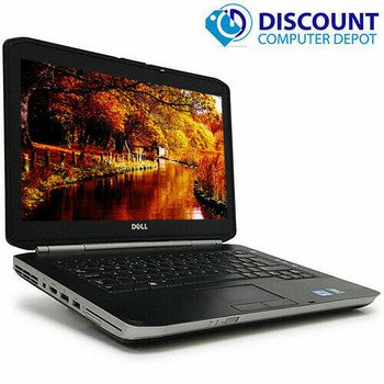 "Customizable Dell Latitude E5530 15.6"" i3 Windows 10 Laptop"