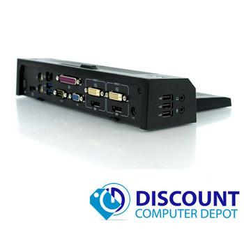Dell Latitude E-Port Docking Station K09A PR02X E5420 E5500 E5510 E5430 USB 3.0