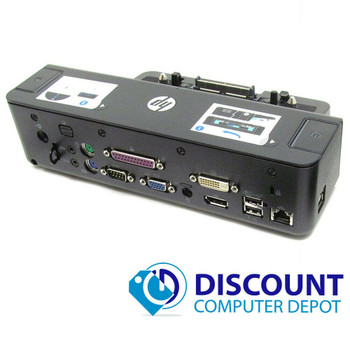 HP Elitebook Docking Station 8440p 8460p 8460w 8540p 8540w 8560p 8560w 575324-00
