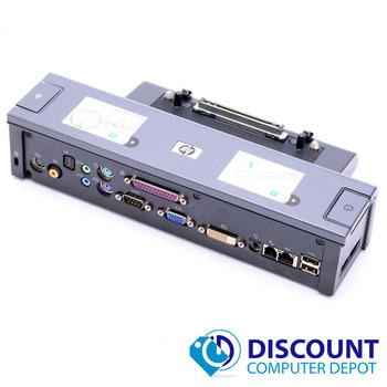 HP Compaq HSTNN-IX01 Laptop Advanced Docking Station for HP Elitebook 444706-1