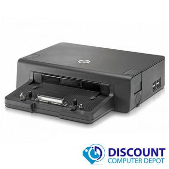 HP Compaq HSTNN-I10X Laptop Advanced Docking Station 686177-001 688166-001