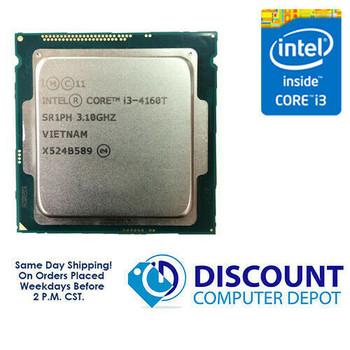 Intel Core i3-4160T 3.1GHz Dual-Core CPU Computer Processor LGA1150 Socket SR1PH