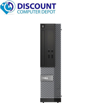 Dell Optiplex 3020 SFF Desktop Computer i5 3.3GHz 4GB 320GB Windows 10 Pro WiFi