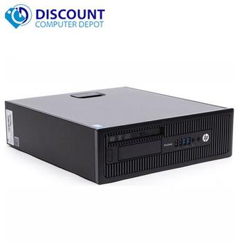 Fast And Dependable HP Desktop | Intel i5 Processor | Windows 10 Pro